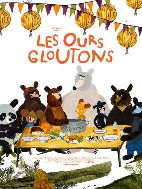 image Les Ours gloutons