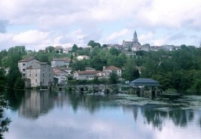 image Saint-Simeux - Plein air